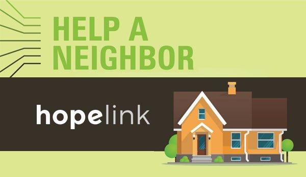 How To Help a Neighbor