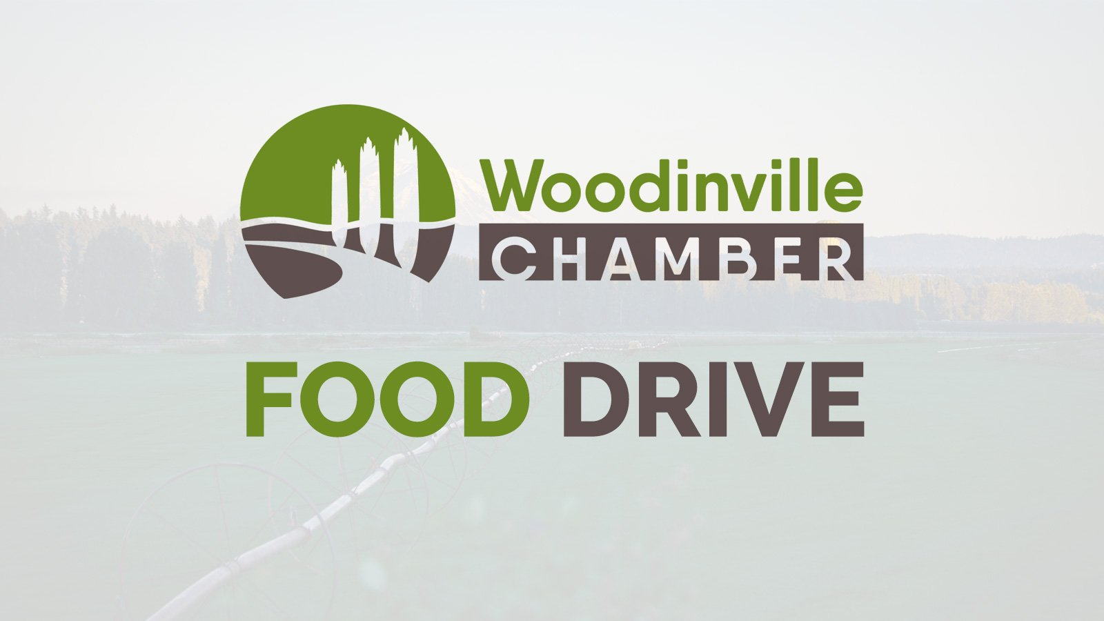 Woodinville Chamber Food Drive Through June 19